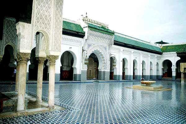Mosquée karaouiyine