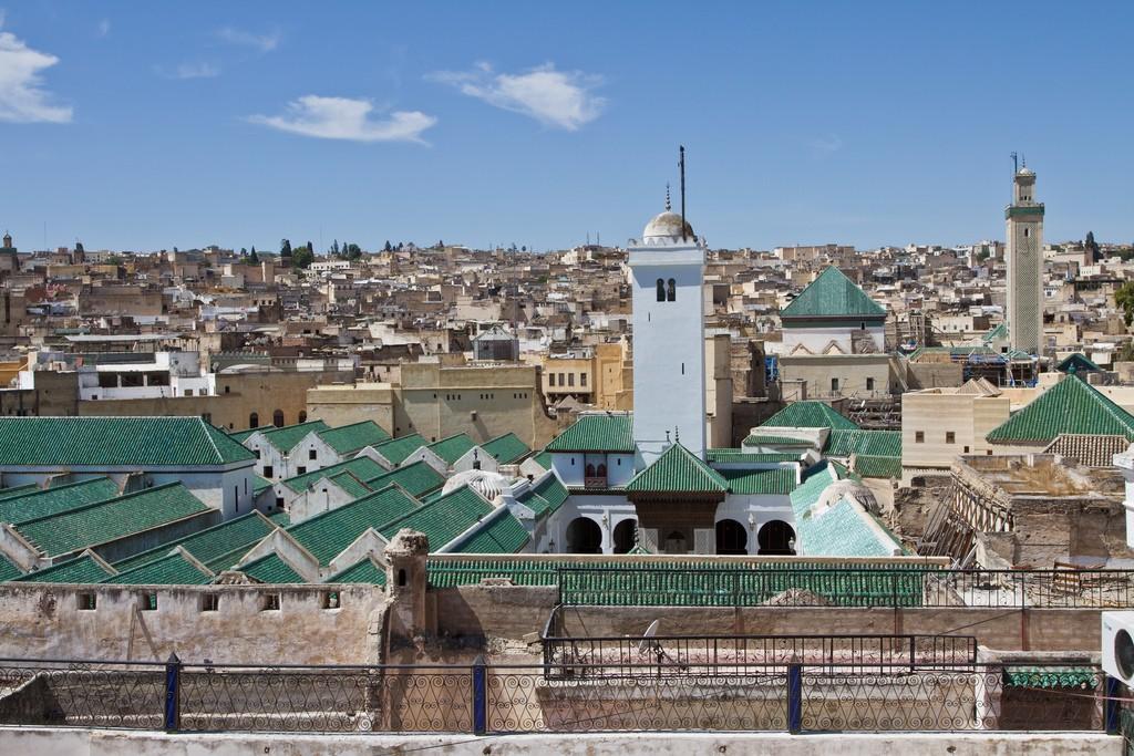 Mosque quaraouiyine