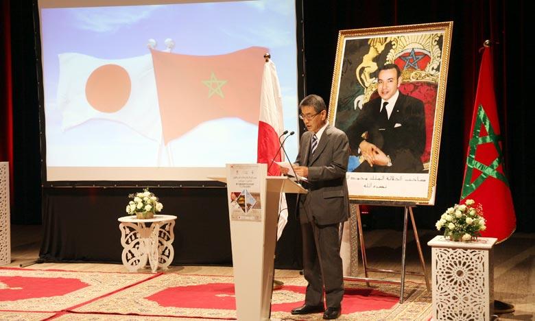 «Les Marocains et les Japonais ont de nombreux points communs dont la richesse des traditions et le respect de l'autre», Tsuneo Kurokawa, lors de l'ouverture de la 1ère édition du Festival d'échange culturel Fès-Kyoto. . Ph : MAP